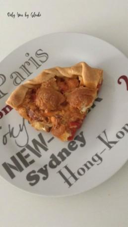 Recette tarte tomate poivron miss gloubi5