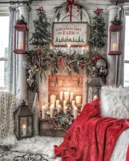 Christmas rustic Miss Gloubi4