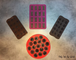 Chocolats de Noël Miss Gloubi12