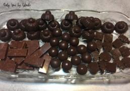 Chocolats de Noël Miss Gloubi7