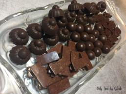 Chocolats de Noël Miss Gloubi9