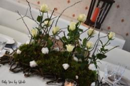 Table de Noel Nature DIY Miss Gloubi111