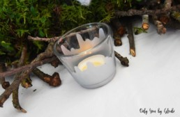 Table de Noel Nature DIY Miss Gloubi121