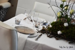 Table de Noel Nature DIY Miss Gloubi32