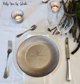 Table de Noel Nature DIY Miss Gloubi49