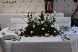 Table de Noel Nature DIY Miss Gloubi61