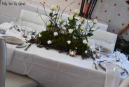 Table de Noel Nature DIY Miss Gloubi68