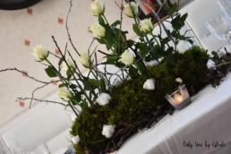 Table de Noel Nature DIY Miss Gloubi75