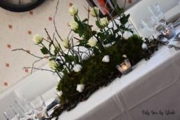 Table de Noel Nature DIY Miss Gloubi76