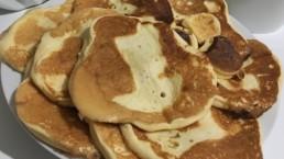 Pancakes Made USA Miss Gloubi Recette2