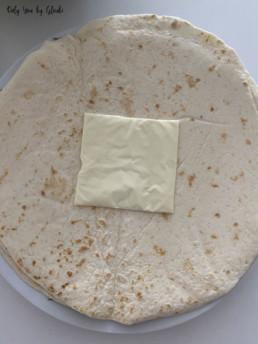 Tacos au poulet sauce formagère Miss Gloubi5