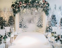 Winter Wonderland Wedding7