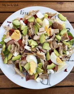 Ma Salade de l'été Miss Gloubi1