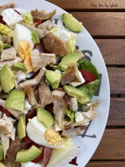 Ma Salade de l'été Miss Gloubi2