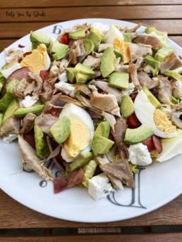 Ma Salade de l'été Miss Gloubi5