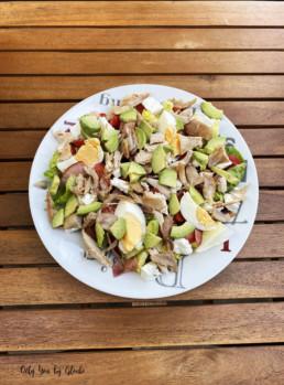 Ma Salade de l'été Miss Gloubi6