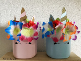Pot licorne DIY Miss Gloubi12