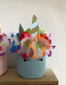 Pot licorne DIY Miss Gloubi14